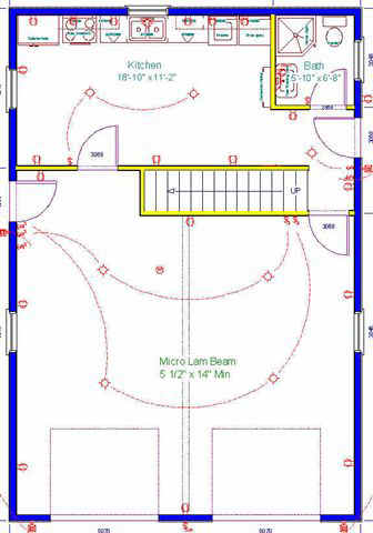 Garage Plans, Blueprints and Garage Apartment Plans by Behm Design