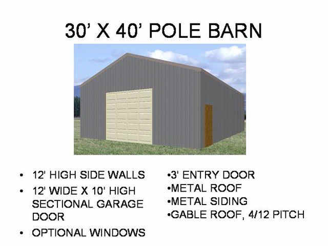 Steel Buildings News: Free Instant Metal Building Plans Online