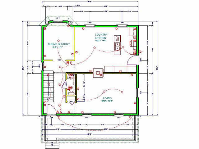 View Source | More Hunting Fishing Cabin Plans Blueprints
