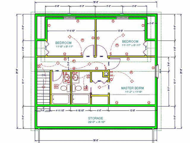cabin floor plans | SDS Plans