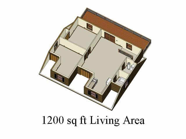 36 39 x 44 39 cape cod 4 car garage apartment plans for 36 x 36 garage with apartment