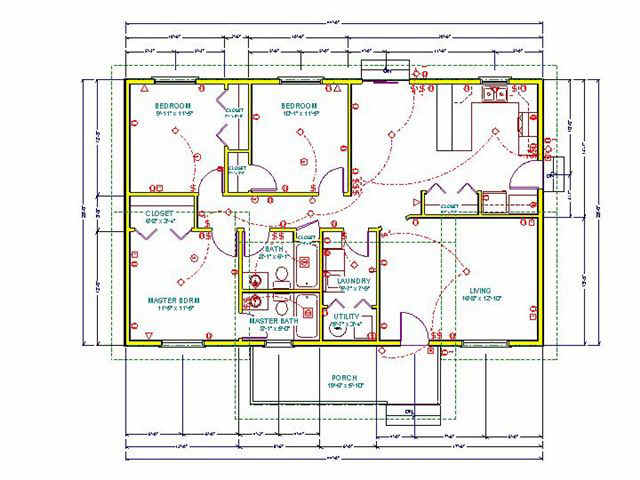 Afera Guide Gambrel Barn Cabin Floor Plans