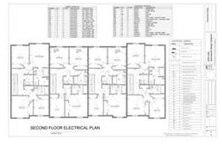 4 plex condominium apartment plans blueprints for Apartment plans 4 plex